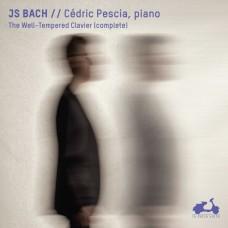 巴哈:平均律1.2冊全集  塞德里克.皮夏 鋼琴Cedric Pescia / Bach, J S: The Well-Tempered Clavier, Books 1 & 2