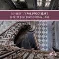 舒伯特:鋼琴奏鳴曲,第16.17號及圓舞曲集 菲利浦.卡薩德 鋼琴Philippe Cassard / Schubert : Piano Sonatas D845 & D850