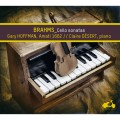 布拉姆斯:大提琴奏鳴曲第1.2號 蓋瑞·霍夫曼 大提琴 / Brahms: les 2 sonates pour violoncelle / Gary Hoffman, Claire Desert