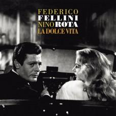 (2黑膠)費里尼 & 羅塔: 生活的甜蜜 電影音樂(2LP)Federico Fellini & Nino Rota / La dolce vita
