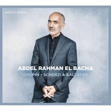 蕭邦: 詼諧曲 / 敘事曲 艾爾.巴夏 鋼琴Abdel Rahman El Bacha / Chopin: Ballades