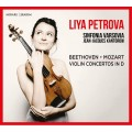 貝多芬, 莫札特: 小提琴協奏曲 佩特洛娃 小提琴 尚-賈克.康特洛夫 指揮 華沙交響樂團Liya Petrova / Beethoven, Mozart: Violin Conecertos
