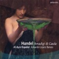 (絕版)(2CD)韓德爾:阿瑪迪吉 / Handel:Amadigi di Gaula