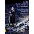 (絕版)馬斯奈: 歌劇(唐吉軻德)DVD / Massenet: Don Quichotte