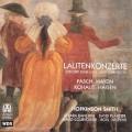 (絕版)魯特琴協奏曲:海頓,法許,柯豪特&哈跟 (Auvidis) / Lautenkonzerte-Concerti Pour Luth