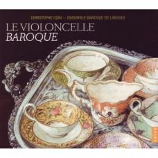 (4CD)巴洛克大提琴 / The Baroque Cello