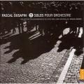 (絕版)帕斯卡˙杜薩邦:給管弦樂團的七首獨奏 / Pascal Dusapin: 7 Solos Pour Orchestre
