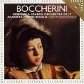 (絕版) 鮑凱里尼:三首小交響曲 / Boccherini Sinfonie Academia Montis Rega