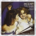 (絕版) 莫札特:小提琴奏鳴曲 / Mozart:Violin Sonatas.Biondi.Tverskaya
