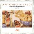 (絕版)韋瓦第:室內協奏曲第一集 / Antonio Vivaldi:Concerti da Camera Vol.1