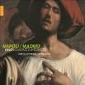 (絕版) 達芬奇:清唱劇與間奏曲 / Napoli / Madrid (Vinci - Cantate e Intermezzi)