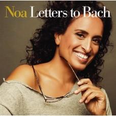 給巴哈的信(巴哈音樂改編爵士女聲演唱曲)  諾雅 演唱NOA / Letters to Bach