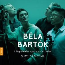 迪歐提瑪四重奏 / 巴爾托克弦樂四重奏全集(1~6號)Quatuor Diotima / Bartok: String Quartets Nos. 1-6