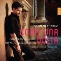 (宛如昔日) 韋瓦第: 曼陀林協奏曲 朱利安.馬提諾 曼陀林 阿列山德里尼 指揮 義大利合奏團Julien Martineau & Rinaldo Alessandrini / Come Una Volta