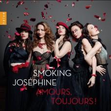永遠的愛(古典名曲改編集)  火辣的約瑟芬弦樂五重奏Smoking Josephine / Amours, toujours!