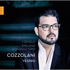 瑪格麗塔·科佐拉尼:晚禱  岡薩雷斯・托羅 男高音 雙胞胎合奏團I Gemelli, Emiliano Gonzalez Toro / Cozzolani: Vespro