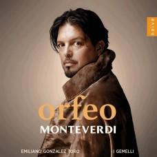 蒙台威爾第: 歌劇(奧菲歐) 岡薩雷斯・托羅 男高音Emiliano Gonzalez Toro, I Gemelli / Monteverdi: L'Orfeo