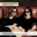 (2CD)巴哈: 小提琴及大鍵琴奏鳴曲全集 史蒂芬妮-瑪莉.杜格 小提琴 尤蓮.庫夏 大鍵琴Stephanie-Marie Degand / Bach: Complete sonatas for obbligato harpsichord and violin