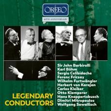 Orfeo廠牌40週年紀念 傳奇名指揮家ORFEO 40th Anniversary Edition - Legendary Conductors