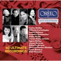 Orfeo廠牌40週年紀念: 40位演奏家及歌唱家終極錄音	ORFEO 40th Anniversary Edition: 40 Ultimate Recordings