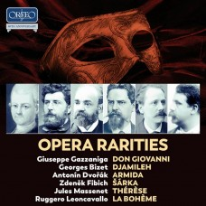 (10CD)Orfeo廠牌40週年紀念 稀有歌劇典藏	Orfeo 40th Anniversary Edition - Opera Rarities