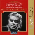 費雪迪斯考1965-1976年巴伐利亞國家歌劇院現場精華 Fischer Dieskau.Opernszenen 1965-1976 (Red)