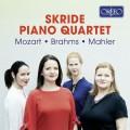 布拉姆斯/莫札特/馬勒: 鋼琴四重奏 絲凱德鋼琴四重奏 Skride Piano Quartet / Mozart, Brahms, Mahler