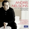(9CD)安德列斯.尼爾森斯 柴可夫斯基/理查史特勞斯/史特拉汶斯基/蕭士塔高維契 伯明罕市立交響樂團Andris Nelsons / Tchaikovsky, R. Strauss, Stravinsky, Shostakovich