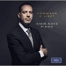 向李斯特致敬 阿米爾卡茲 鋼琴Amir Katz / Hommage à Liszt