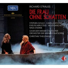 理查.史特勞斯:歌劇(沒有影子的女人) 提勒曼 指揮 維也納國立歌劇院管弦樂團與合唱團Wiener Staatsoper, Christian Thielemann / Strauss: Die Frau ohne Schatten