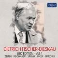 男中音 費雪-迪斯考藝術歌曲紀念,第一集Dietrich Fischer-Dieskau: Lied Edition, Vol. 1