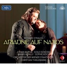(2CD)理查.史特勞斯:歌劇(納索斯的阿麗雅德妮)  提勒曼 指揮 維也納國家歌劇院管弦樂團與合唱團Christian Thielemann / Strauss: Ariadne Auf Naxos