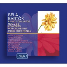 巴爾托克: 第二,三號鋼琴協奏曲 喬吉‧桑多爾 / 安妮.費雪 鋼琴Annie Fischer, Gyorgy Sandor / Bartok: Piano Concertos Nos. 2 & 3