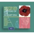 莫札特時代的大師們 長笛與單簧管作品集 阿朵揚 長笛 迪特.克洛克 單簧管Andras Adorjan, Dieter Klocker / Masters of the Mozart Era