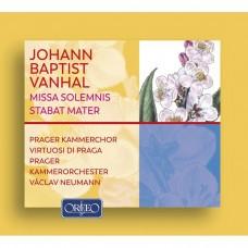 范哈爾: 莊嚴彌撒 / 聖母悼歌 / 交響曲 瓦茲拉夫.紐曼 指揮 布拉格室內合唱團Vaclav Neumann / Vanhal: Missa Solemnis, Stabat Mater and Symphony in D