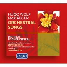 沃爾夫 / 雷格: 管弦歌曲作品集 費雪-迪斯考 男中音Dietrich Fischer-Dieskau / Wolf & Reger: Orchestral Songs