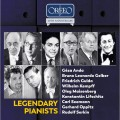 Orfeo廠牌40週年紀念 傳奇名鋼琴家	ORFEO 40th Anniversary Edition -Legendary Pianists