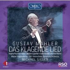 馬勒: 悲嘆之歌 麥可.吉倫 指揮 ORF維也納廣播交響樂團Michael Gielen / Mahler: Das Klagende Lied