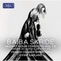 莫札特:小提琴協奏曲全集 貝芭.絲凱德小提琴 艾文德.阿德蘭 指揮 瑞典室內管絃樂團Baiba Skride, Eivind Aadland, Swedish Chamber Orchestra / Mozart: Violin Concertos Nos. 1-5
