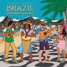 巴西音樂導遊 - 森巴,巴莎諾瓦,各種音樂Brazil: Samba, Bossa and Beyond