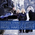 德弗札克:弦樂四重奏OP.106 & OP.96'美國'  帕菲爾.哈斯弦樂四重奏	Dvorak: String Quartets in G Major, Op. 106 & F Major, Op. 96 'American' (2LP) / Pavel Haas Quartet