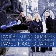 德弗札克:弦樂四重奏OP.106 & OP.96'美國'  帕菲爾.哈斯弦樂四重奏Dvorak: String Quartets in G Major, Op. 106 & F Major, Op. 96 'American' (2LP) / Pavel Haas Quartet