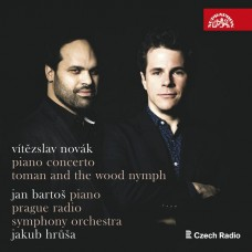 諾伐克:鋼琴協奏曲 楊.巴托斯 鋼琴 雅庫.胡薩 指揮 布拉格廣播交響樂團 Jan Bartos, Jakub Hrusa, Prague Radio Symphony Orchestra / Novak: Piano Concerto & Toman and the Wood Nymph