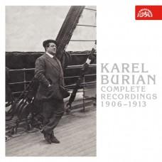 男高音 卡雷爾·布里安 錄音全集(1906 - 1913)Karel Burian / Complete Recordings 1906-1913