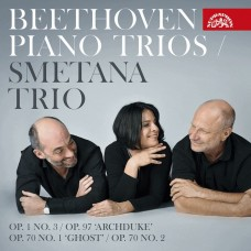 貝多芬:鋼琴三重奏(大公)(幽靈) 史麥塔納三重奏Smetana Trio / Beethoven: Piano Trios