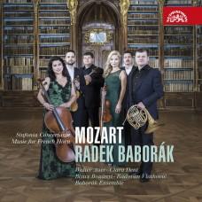 莫札特:法國號的交響協奏曲 巴伯羅柯 法國號Radek Baborak / Mozart: Sinfonia Concertante – Music for French Horn