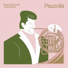 (黑膠)皮亞佐拉作品改編集(法國號古典之舞)  拉德克.巴伯羅柯 法國號Radek Baborak Orchestra / Piazzolla (Vinyl)