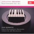 (2CD)莫拉維克 / 布拉姆斯:兩首鋼琴協奏曲 貝洛拉維克指揮捷克愛樂交響樂團 / Moravec / Brahms: Piano Concertos Nos 1 & 2 / CPO / Belohlavek