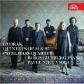 德佛札克:鋼琴五重奏/弦樂五重奏 帕菲爾.哈斯弦樂四重奏 / Pavel Haas Quartet, Nikl & Giltburg / Dvorak: Quintets Op. 81 & 97