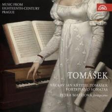 托馬謝克:鋼琴奏鳴曲 佩特拉.瑪蒂尤娃 鋼琴 / Petra Matejova /Tomasek: Fortepiano Sonatas